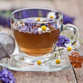 Чаи из цветов